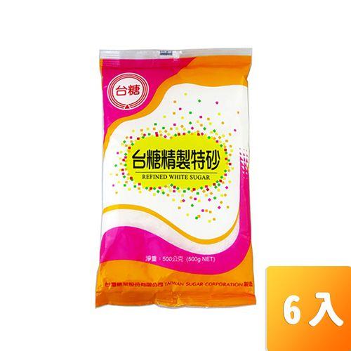 台糖-特砂500g/包6入/組