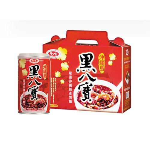 愛之味-黑八寶340g/罐(12入/盒)