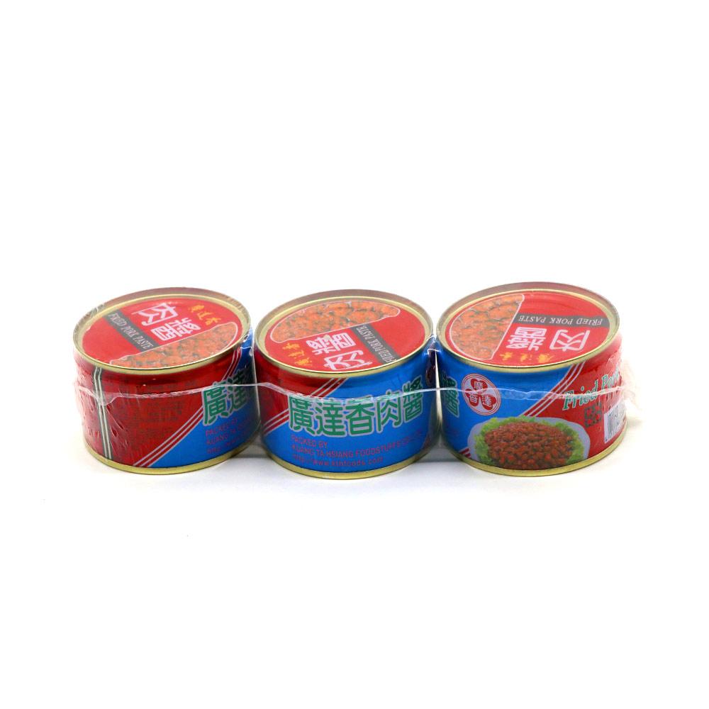 廣達香-肉醬160g/罐3入/組