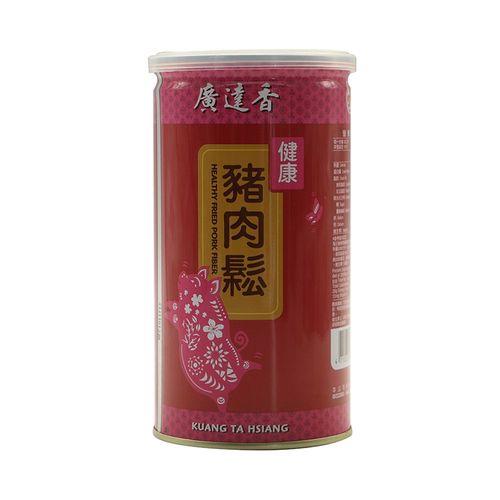 廣達香-健康豬肉鬆230g/罐