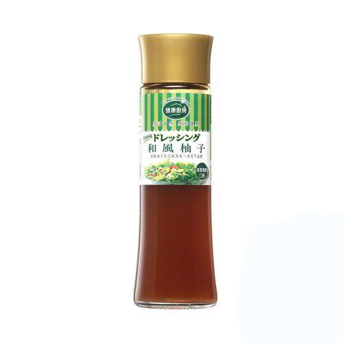 味全-和風柚子沾拌淋醬200ml/瓶