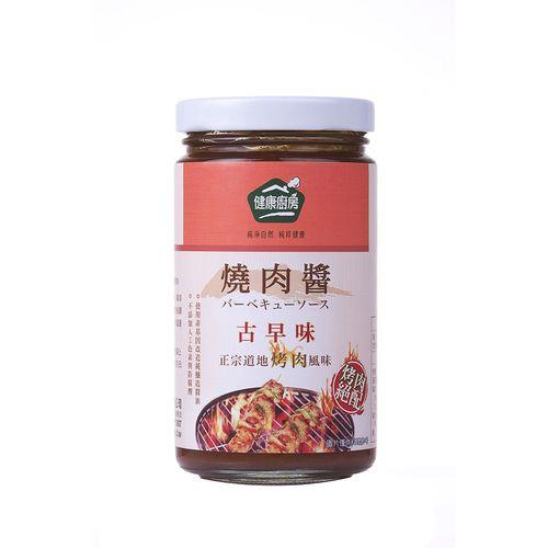 味全-健康廚房燒肉醬(古早味)250g/瓶