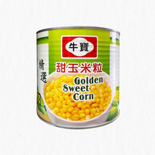 牛寶-玉米粒(大)2.1kg/罐