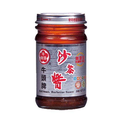 牛頭牌-沙茶醬(小)127g/罐