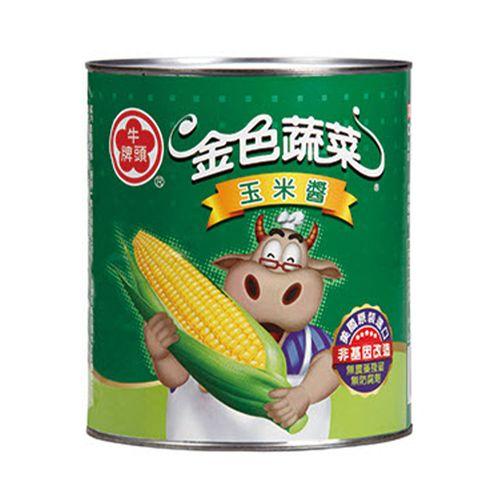 牛頭牌-一號玉米醬3.06kg/罐