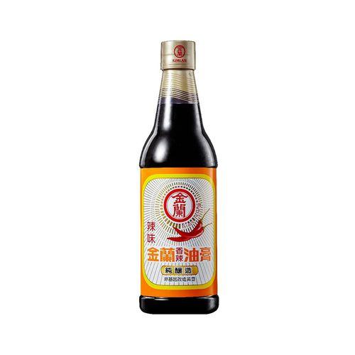 金蘭-香辣油膏(非基改)590ml/瓶