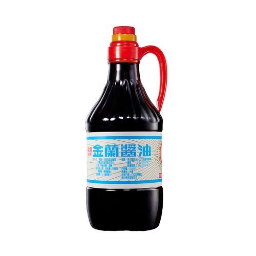 金蘭-淡色醬油1500ml/瓶