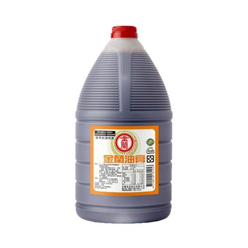金蘭-油膏10斤(非基改)6kg/桶