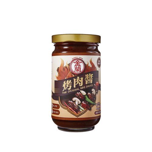 金蘭-烤肉醬240g/瓶