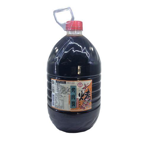 金蘭-烤肉醬5000ml/桶