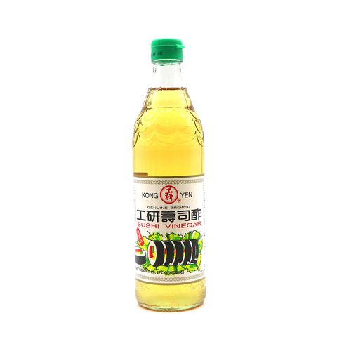 工研-壽司醋600ml/瓶