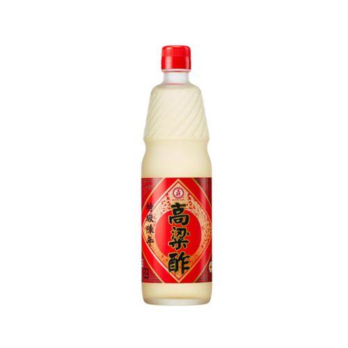 工研-陳年高梁醋600ml/瓶