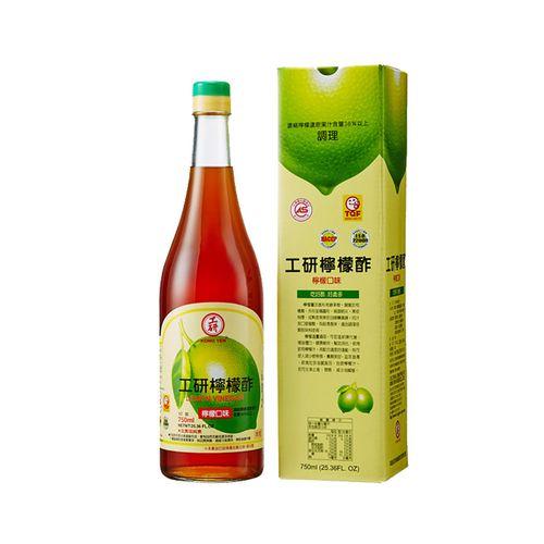 工研-健康檸檬醋750ml/瓶