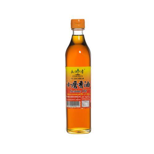長青-香油(大)580ml/瓶
