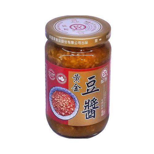 江記-黃金豆醬(中)370g/瓶