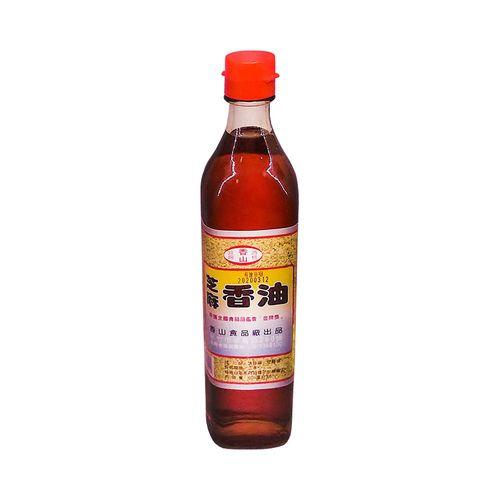 香山-芝麻香油500ml/瓶