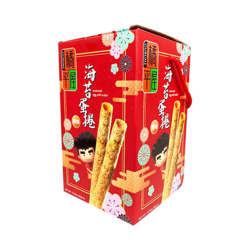 橘平屋-海苔蛋捲禮盒