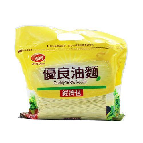 鄉傳-優良油麵1600g/包