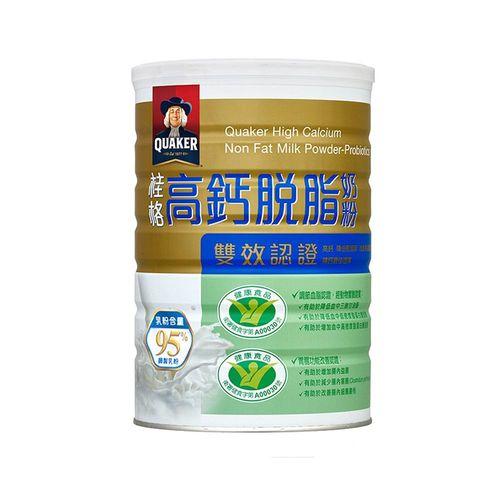 桂格-脫脂高鈣零固醇1.5kg/瓶