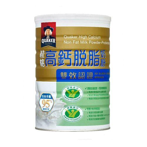 桂格-脫脂雙認證1.5kg/瓶