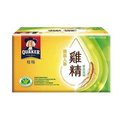 桂格-養氣人蔘雞精68mlx6入/盒