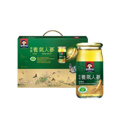 桂格-養氣人蔘禮盒60ml*8入/盒