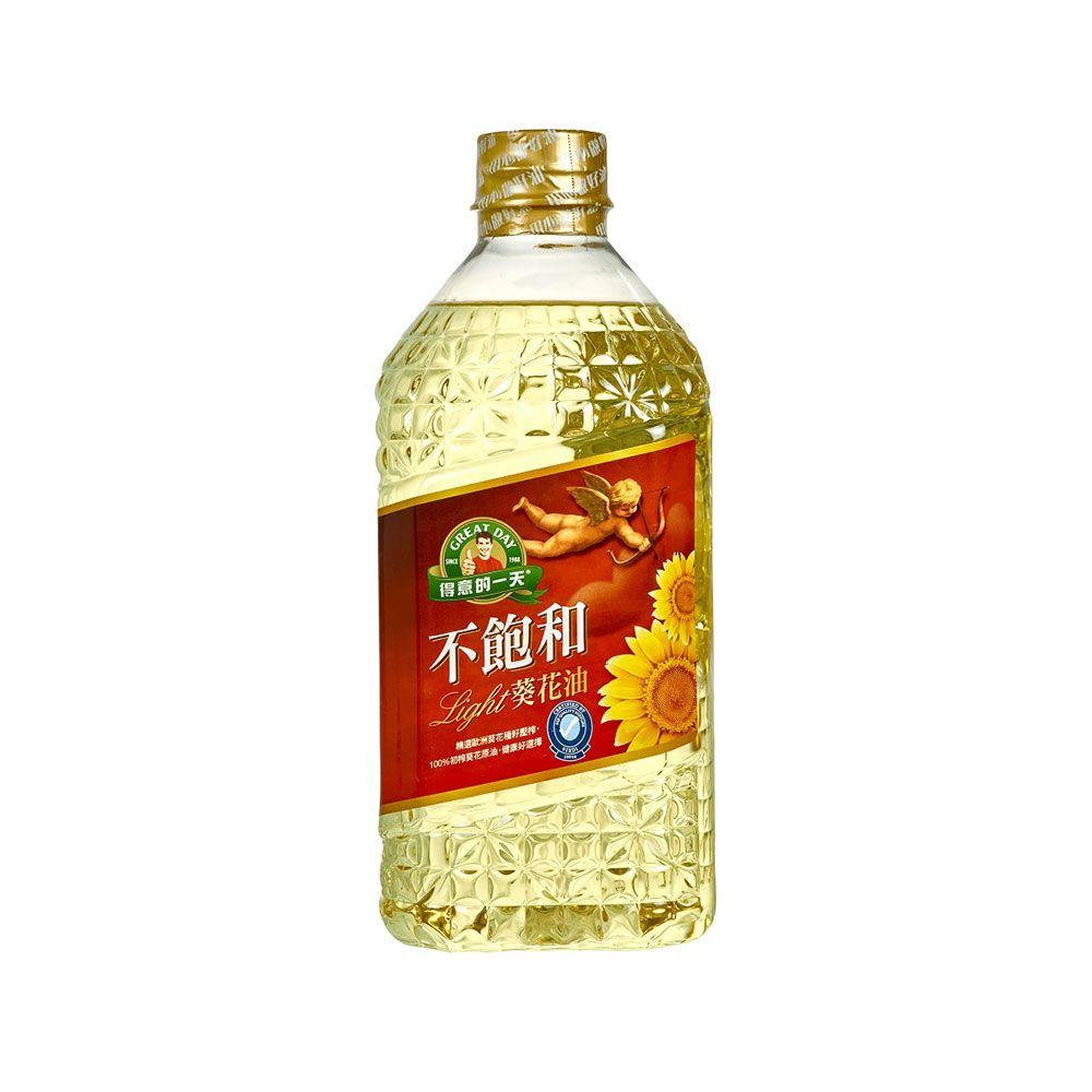 得意-不飽和葵花1.58L/瓶