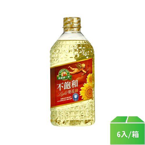 得意-不飽和葵花1.58L/瓶6入/箱