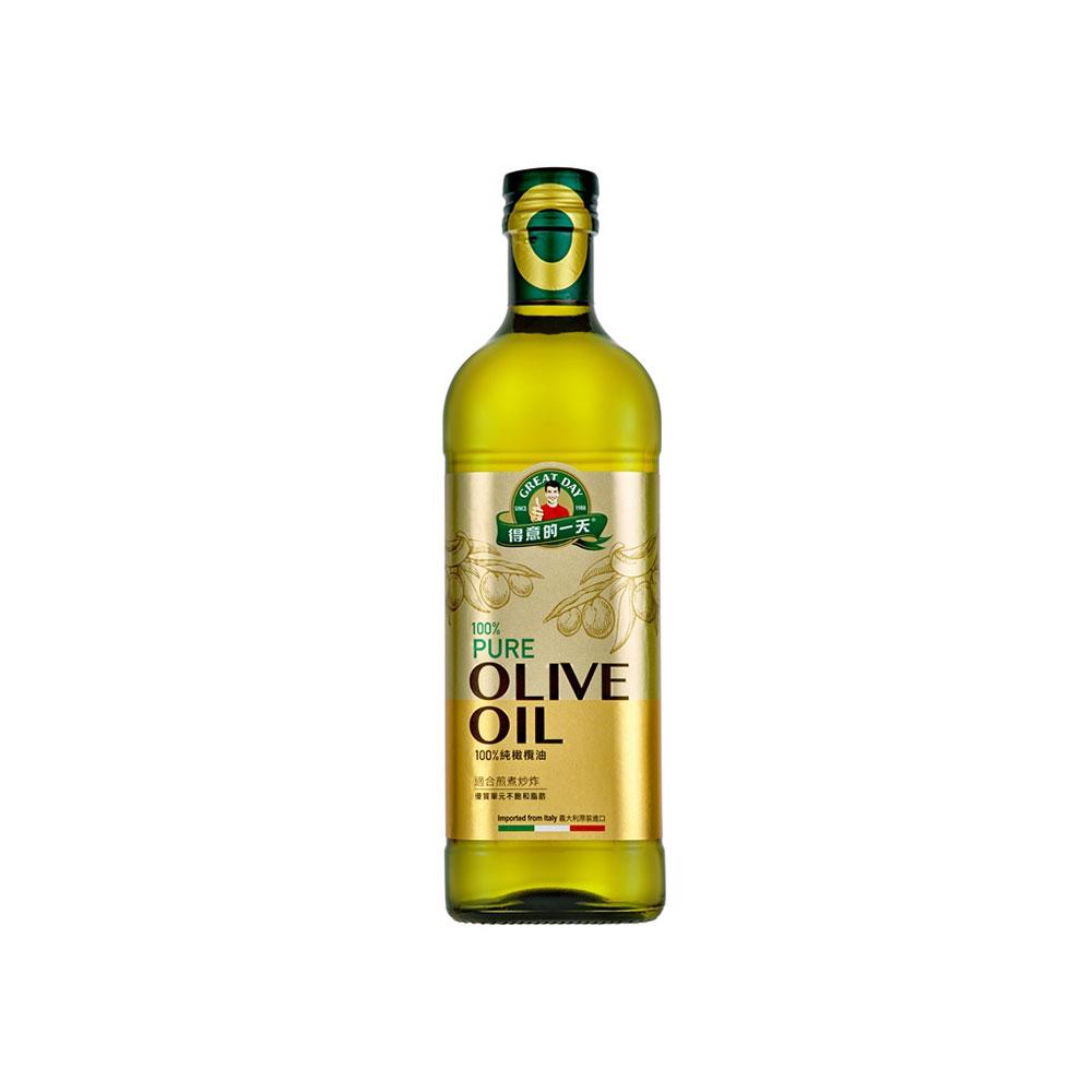 得意-義大利橄欖油1L/瓶
