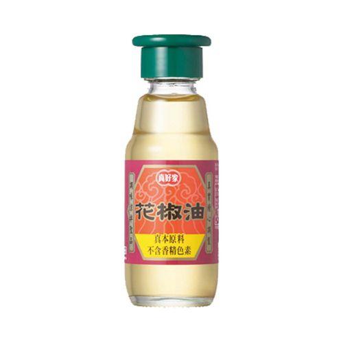 真好家-花椒油130g/瓶