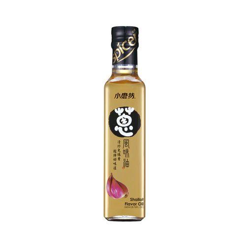 小磨坊-蔥風味油260ml/瓶