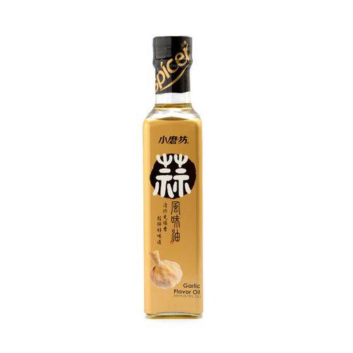 小磨坊-蒜風味油260g/瓶