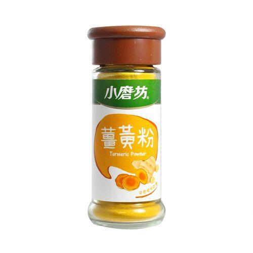 小磨坊-薑黃粉34g/瓶