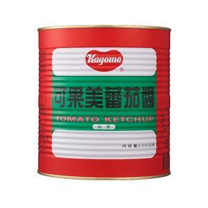 可果美-蕃茄醬(鐵罐)3.3kg/桶
