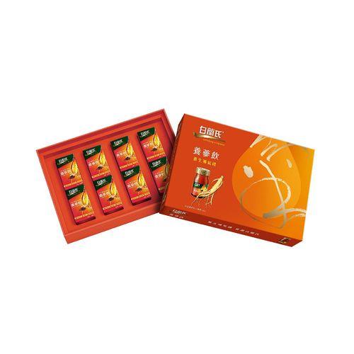白蘭氏-養蔘飲禮盒60g*8入/盒