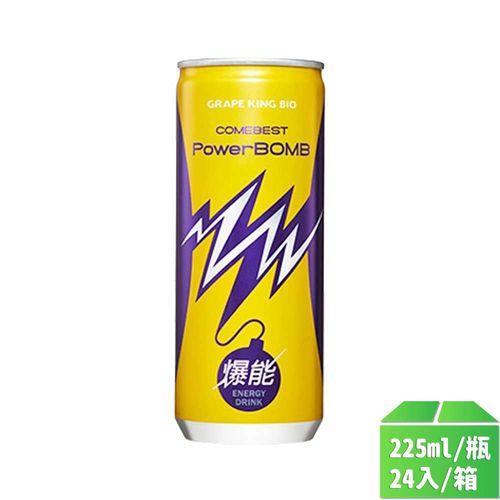 葡萄王-康貝特活力爆能能量飲225cc*24罐