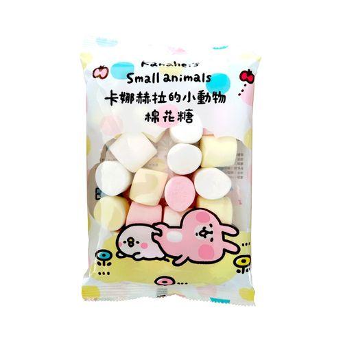 卡娜赫拉的小動物棉花糖100g/包