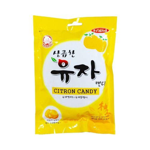 韓國Mammos-柚子糖100g/包