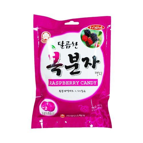 韓國Mammos-覆盆子糖100g/包