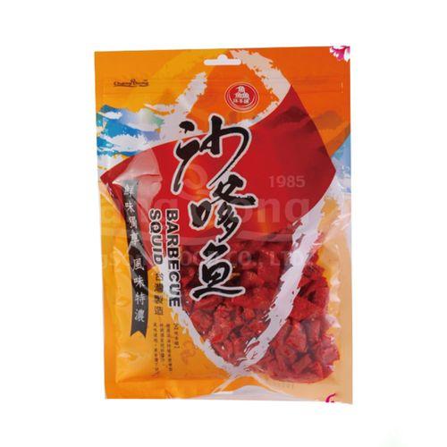 長松-沙嗲魚(大)200g/包