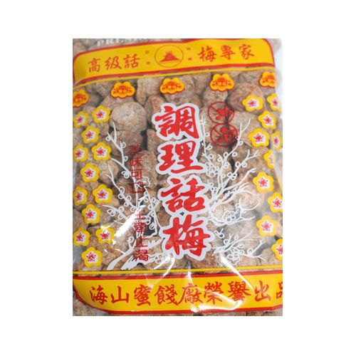 上庄-話梅(白)500g/包