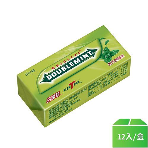 青箭-口香糖(大)17片/條12入/盒