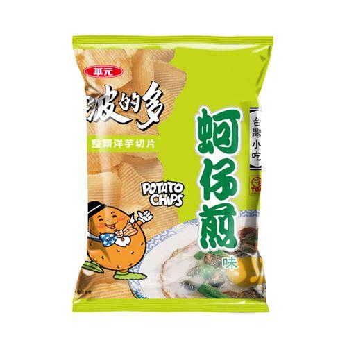 華元-厚切蚵仔煎(加值包)82g/包