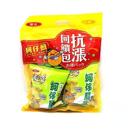 華元-蚵仔煎(回饋抗漲包)46gx4包/袋