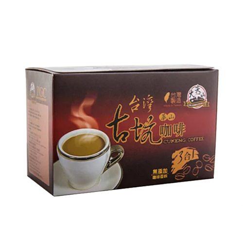 台灣古坑-華山3合1咖啡(紅盒)17gx15包/盒