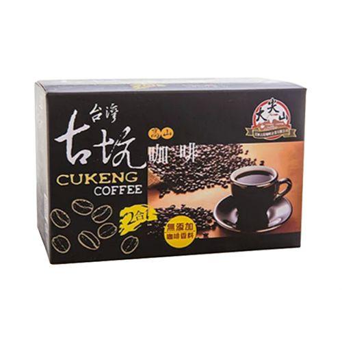 台灣古坑-高山2合1咖啡12gx15包/盒