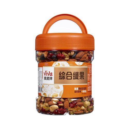 【萬歲牌】綜合纖果罐600g/罐