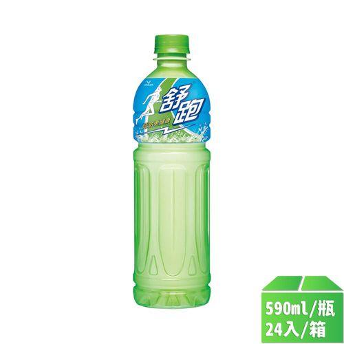舒跑-寶特瓶590ml(24入/箱)