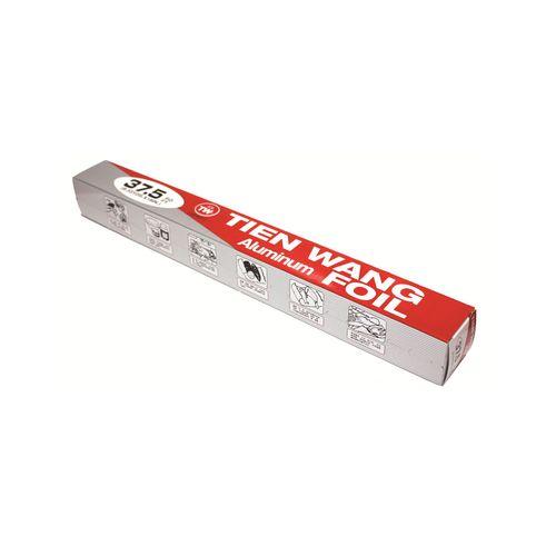 天王鋁箔紙(長)45cmx25呎/盒